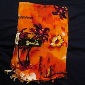 Bahamas one size wrap